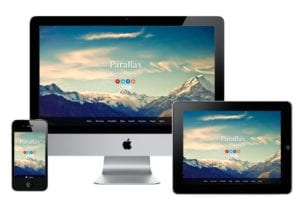 parallax-responsive-design